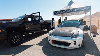 Beat my 350z to DEATH.. . .