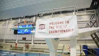 Texas Swimming and Diving Big 12 Championships Preview [Feb. 20, 2018]