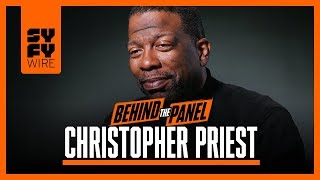 Building Black Panther: The Work Of Christopher Priest (Behind the Panel)   SYFY WIRE