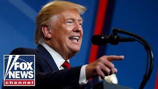 Trump rips new claim against Kavanaugh