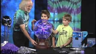 Every Day Science Electricity 12: Plasma Ball