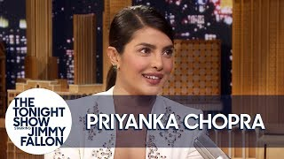 Priyanka Chopra Jonas on Taking Nick Jonas' Name and Married Life as ″Prick″