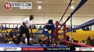Isaac Aguayo CBYC Power Gloves 2017