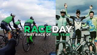 My First Road Race with the NEW TEAM! (RACEDAY VLOGS ARE BACK!)