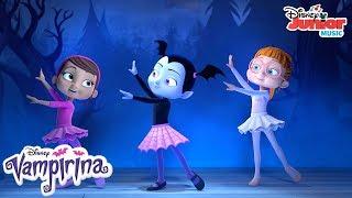 A Great Ballerina | Music | Vampirina | Disney Junior