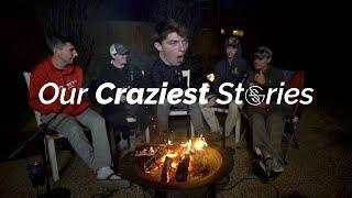 Our CRAZIEST STORIES!! (Special edition CampfireCast) - Googancast #13