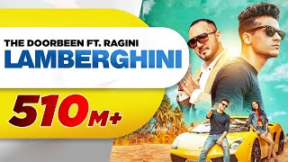 Lamberghini (Full )   The Doorbeen Feat Ragini   Latest Punjabi Song 2018   Speed Records
