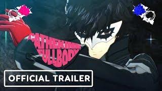 Persona 5 DLC in Catherine: Full Body English Trailer - E3 2019