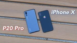 iPhone X vs Huawei P20 Pro | Porównanie 🇵🇱