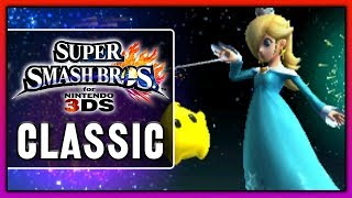 Super Smash Bros. for Nintendo 3DS - Classic | Rosalina & Luma