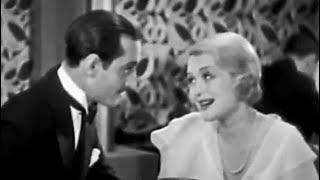 1930 Pre-Code ROMANTIC COMEDY Sin Takes a Holiday ~ Basil Rathbone Constance Bennett ZaSu Pitts