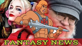 MASTERS OF THE UNIVERSE, DISNEY PLUS ROLL-OUT, BIRDS OF PREY - FANTASY NEWS