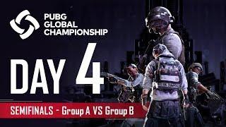 [JP]PUBG Global Championship2019 SemiFinal GroupA vs GroupB