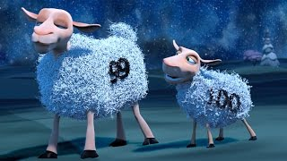 The Counting Sheep- Funny Animated Short CGI Film 2017