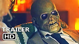 SKELETONS IN THE CLOSET Official Trailer (2018) Horror Movie