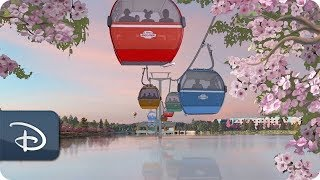 A Look at Disney Skyliner | Walt Disney World