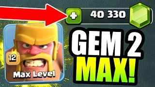 MY FIRST EVER MAX LEVEL 12 TROOP IN CLASH OF CLANS BUILDERS VILLAGE!