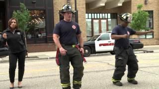 Rock County 911 - Uptown Funk Lip Dub