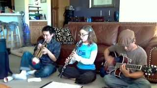 Star Wars ″Cantina Band″ Song - The JC Jazz Crew