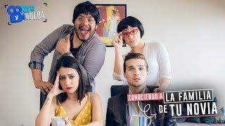 CONOCIENDO A TUS SUEGROS FT. MEMO APONTE | CORTE Y QUEDA