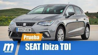 SEAT Ibiza 1.6 TDI 95 CV / Testdrive & review en Español HD