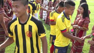 IZYF Sports Games ( Vawngtu Vs Tluangram ) 2015