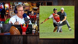 Good for Golf? Dan Patrick Reacts to Jordan Spieth's Travelers Championship Celebration | 6/26/17