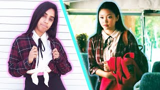 I Wore Lara Jean's Outfits From ″To All The Boys I've Loved Before″