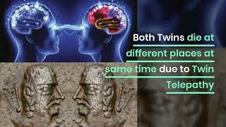 Twin Telepathy between Kashmir Kings in 1st Century BCE