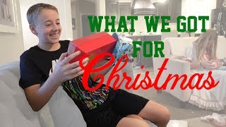 What's inside our 2018 Christmas Presents?