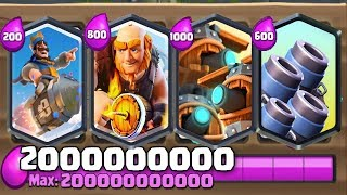 omg″ CLASH ROYALE PRIVATE SERVER WITH AWESOME CARDS