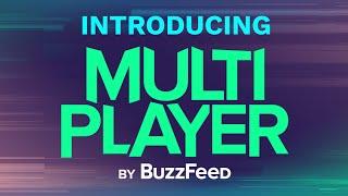 BuzzFeedBlue Is Now BuzzFeedMultiplayer