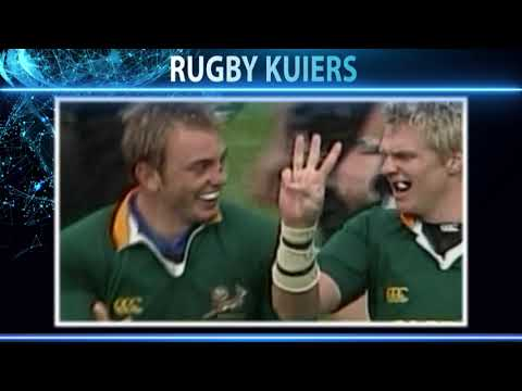 Rugby Kuiers | Episode 84 |  AJ Venter