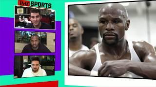 Floyd Mayweather on MMA Future, 'I Don't Know'   TMZ Sports