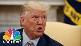 President Donald Trump: 'Some Of My Biggest Supporters' Are LGBTQ   NBC News