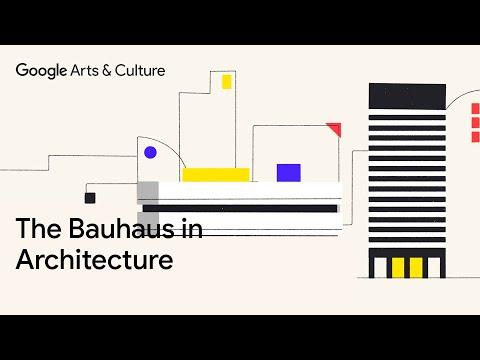 History Of The Bauhaus Bauhaus