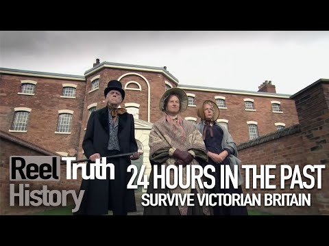 Surviving a horrid Victorian WORKHOUSE  (24 Hours in the Past) | Reel Truth History