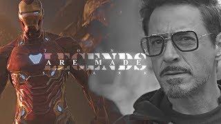 Tony Stark   Legends Are Made