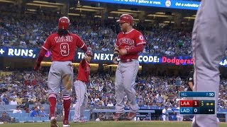 6/26/17: Nolasco, Escobar lead Angels to 4-0 win