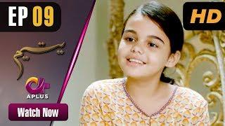 Yateem - Episode 9   Aplus Dramas   Sana Fakhar, Noman Masood, Maira Khan   Pakistani Drama
