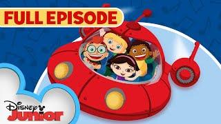 The Christmas Wish (Full Episode) | Little Einsteins | Disney Junior