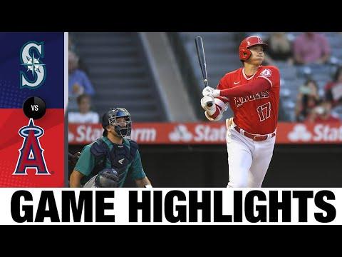 Mariners vs. Angels Game Highlights (9/25/21) | MLB Highlights