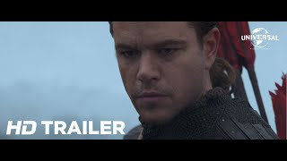 Trailer The Great Wall 3D|Titta hel film