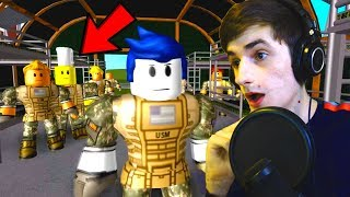 REACTING TO ″ROBLOX THE LAST GUEST″ *FEATURING ME!*
