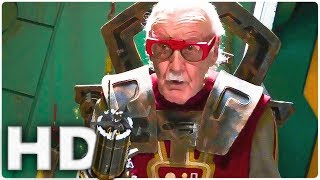 STAN LEE Every Stan Lee Cameo Ever (1989 - 2018) Marvel