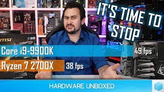 Intel's New Low: Commissioning Misleading Core i9-9900K Benchmarks