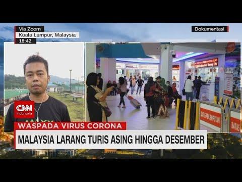 Malaysia Larang Turis Asing Hingga Desember