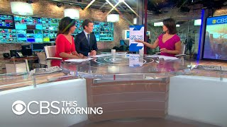 ″CBS This Morning Saturday″ welcomes new co-host Jeff Glor