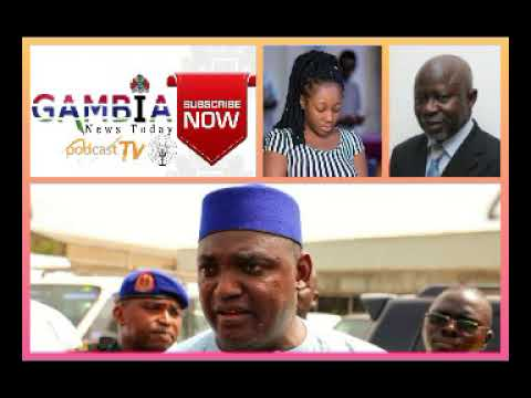 GAMBIA NEWS TODAY 22ND JUNE 2021