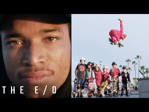 Isiah Hilt: Life of a Skateboarder and Street Performer | The E/O